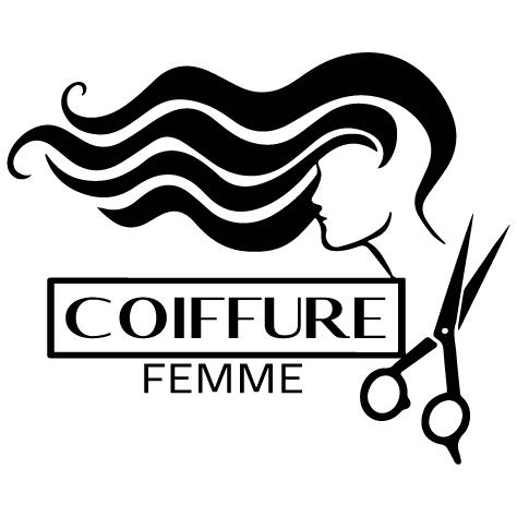 Sticker coiffure : SDC035