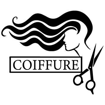 Sticker coiffure : SDC038