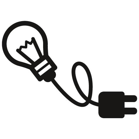 Achat Sticker ampoule : SA05