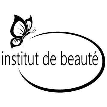 Sticker institut de beauté