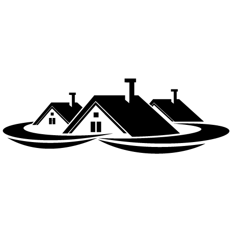 Sticker logo maison : SLM02