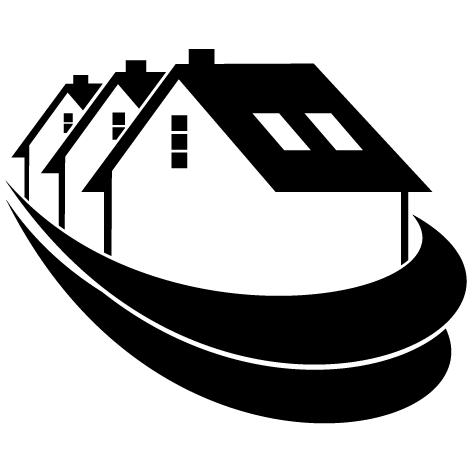Achat Sticker logo maison : SLM03
