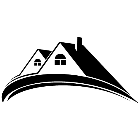 Sticker logo maison : SLM04