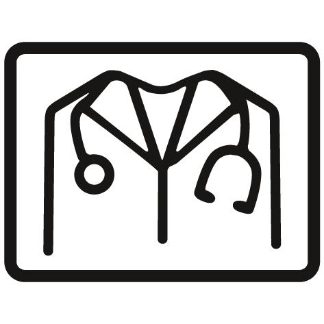 Achat Sticker médecin