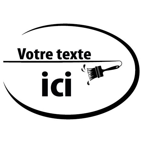 Achat Sticker Peintre en bâtiment