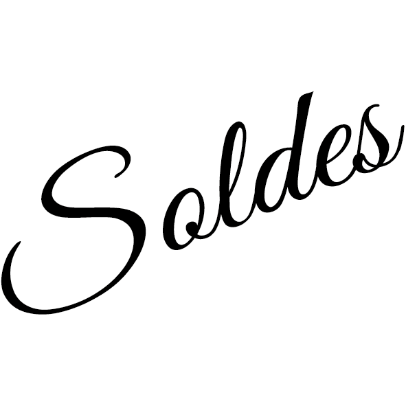 Sticker soldes - 02