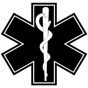 Achat Stickers Ambulances et vsl : 02