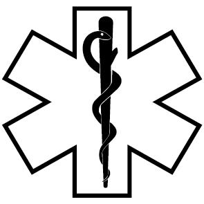 Achat Stickers Ambulances et vsl : 03