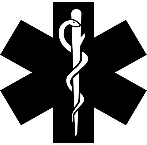 Sticker ambulance et vsl : 01-2