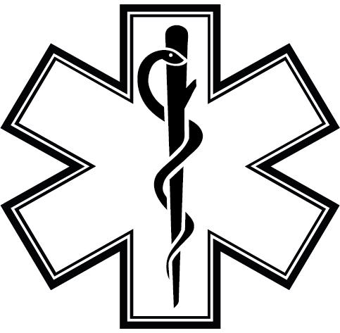 Sticker ambulance et vsl : 04-2
