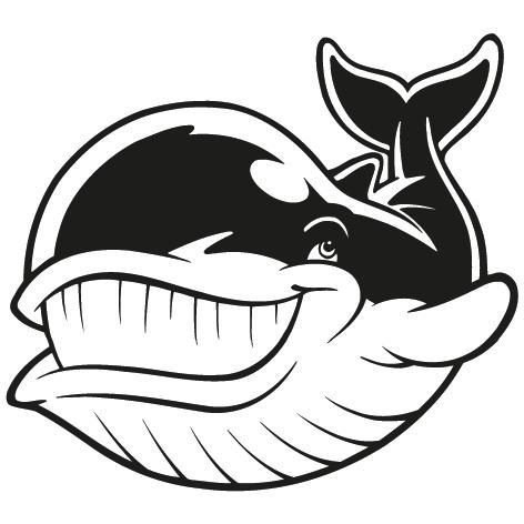 Achat Sticker baleine