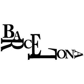 Sticker Barcelona