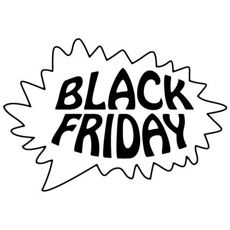 Bulle Black Friday