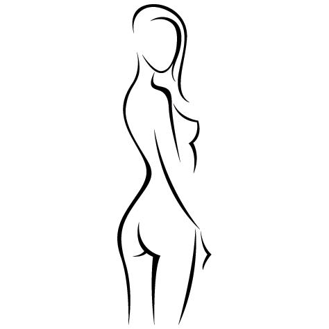 Buste Femme nue