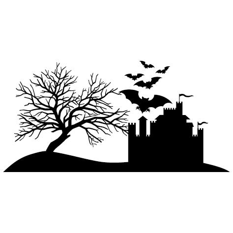 Château Halloween