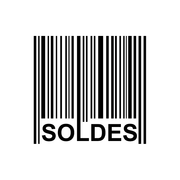 Sticker code barre