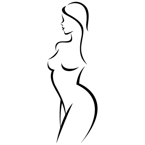 Corps Femme nue