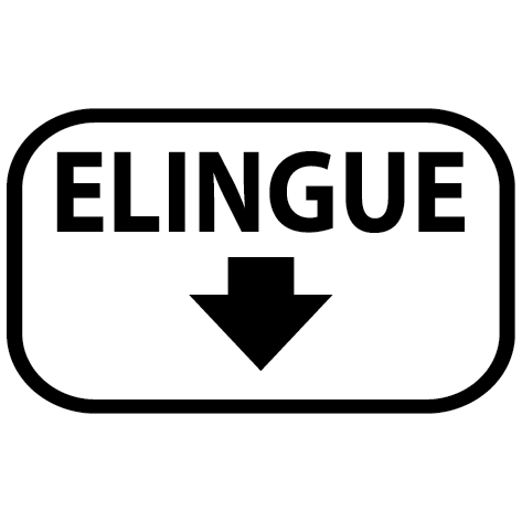 Sticker élingue
