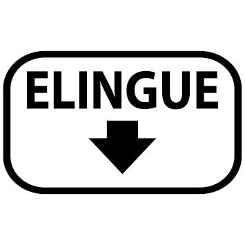 Sticker élingue