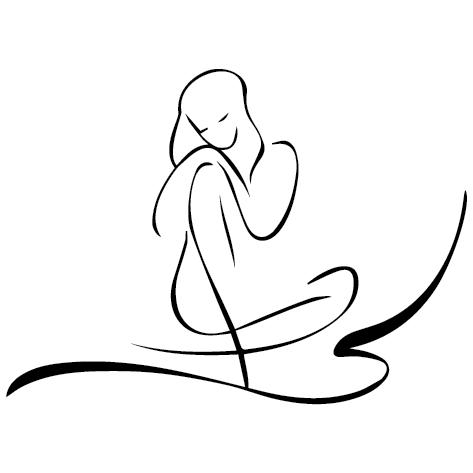 Achat Sticker silhouette : 02