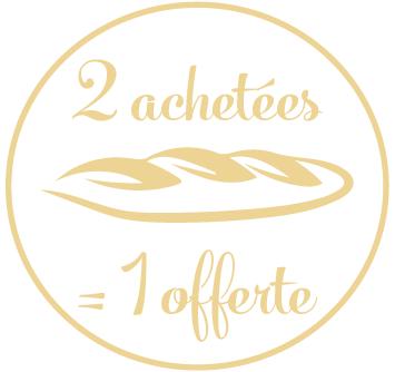 Sticker pour enseigne de boulangerie