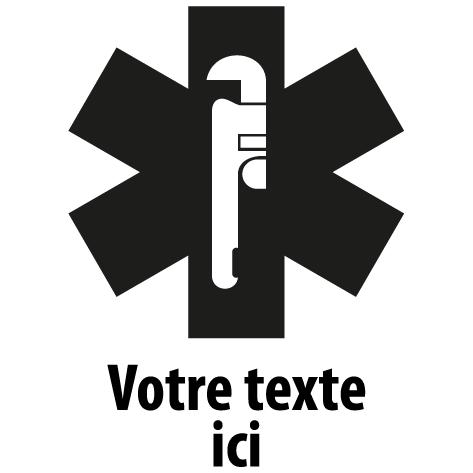 Logo plombier : 02