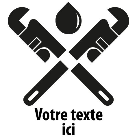 Logo plombier : 03