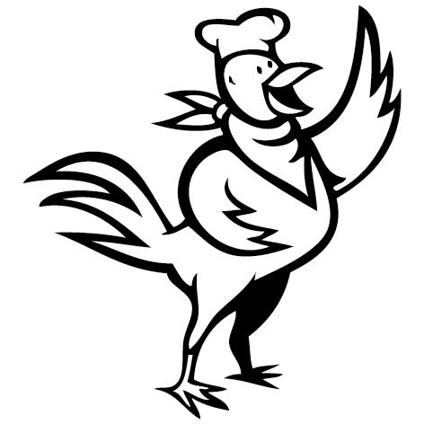 Achat logo poulet