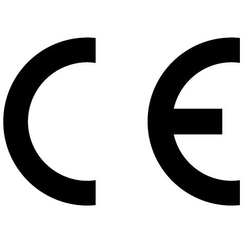 Sticker autocollant logo CE