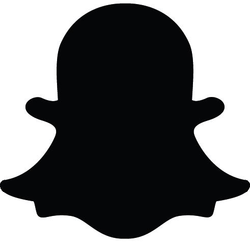 Sticker logo snapchat