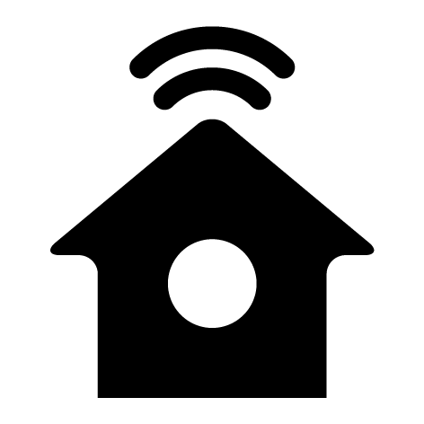 Maison wifi extérieur