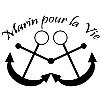 Sticker Marin pour la vie