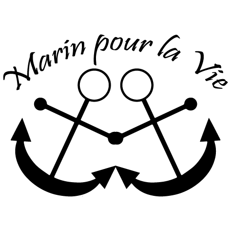 Achat Sticker Marin pour la vie