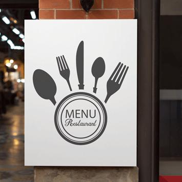 Pictogramme menu