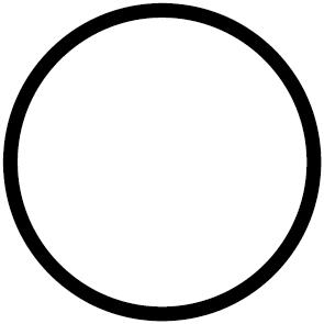 Sticker rond vide 2