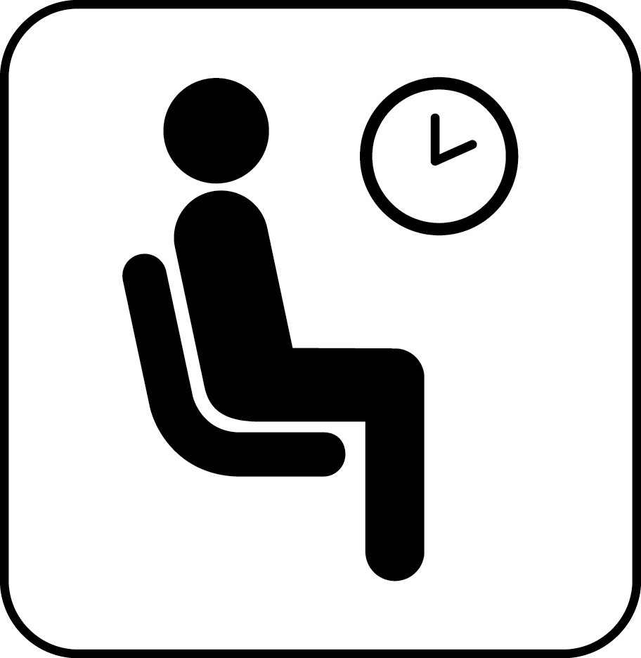 Pictogramme Salle D Attente Lettres Adh 233 Sives 26