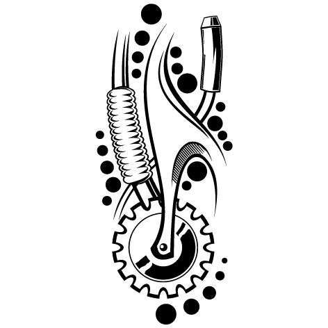 Achat stickanique : AIR02