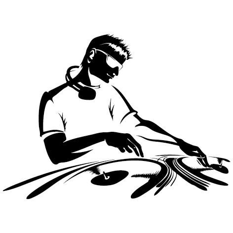 Sticker DJ : 01