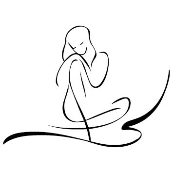 Sticker silhouette : 02