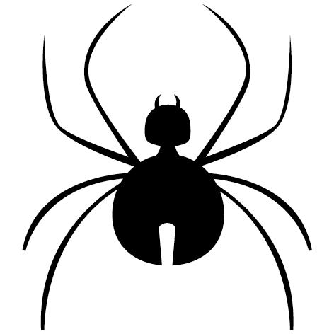 Achat Sticker araignée