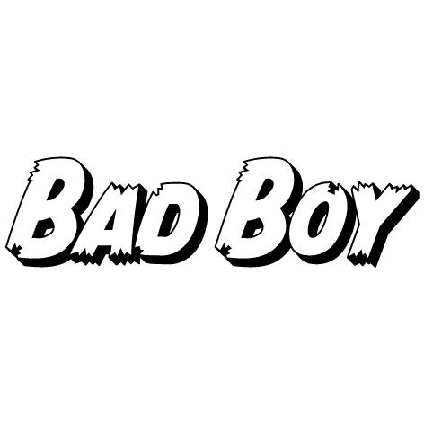 Achat Sticker badboy : STB01