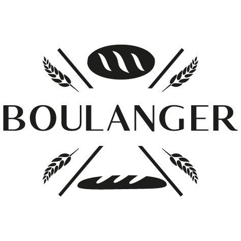 Sticker boulanger : 02