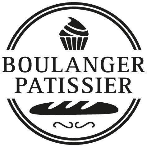 Sticker boulangerie pâtisserie