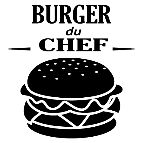 Achat Sticker burger du chef