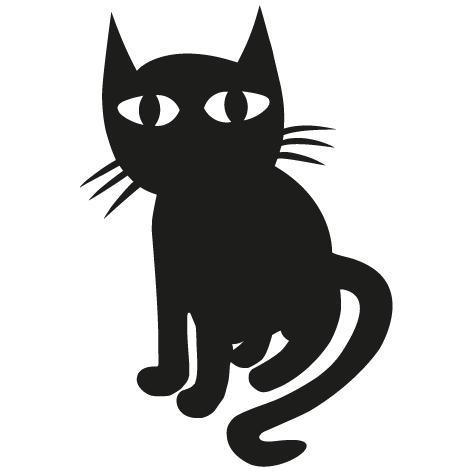 Achat Sticker chat