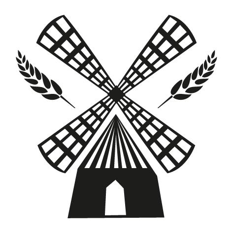 Achat Sticker moulin