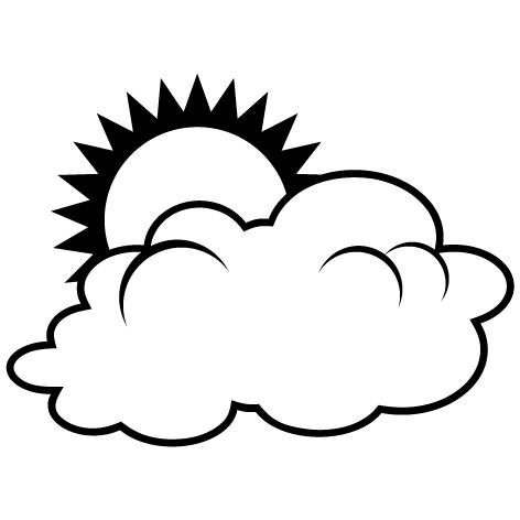 Sticker nuage : SCB27