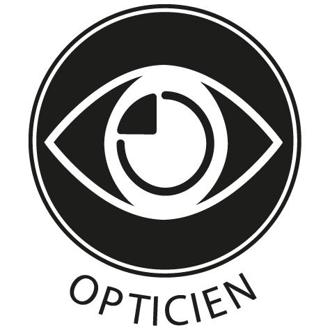 Achat Sticker œil opticien