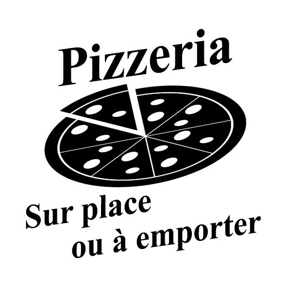 Pizzeria sur place ou à emporter