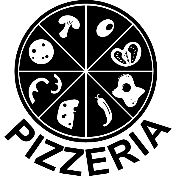 Sticker pizzeria